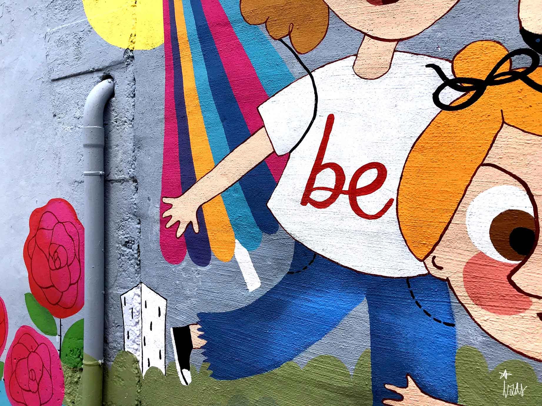 mural izas beVa 6