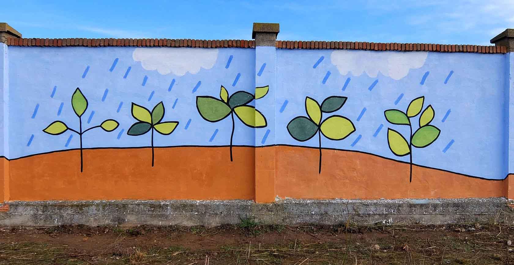 mural izas bosque sueños 10