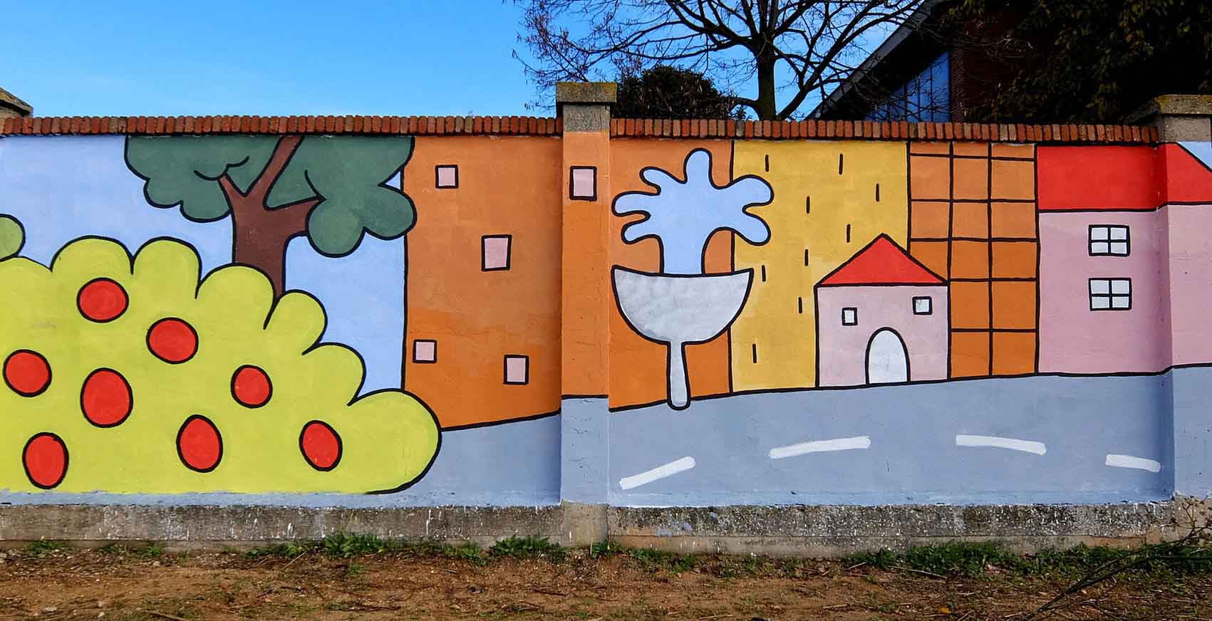 mural izas bosque sueños 15