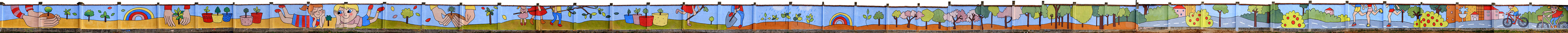 mural izas bosque sueños 17