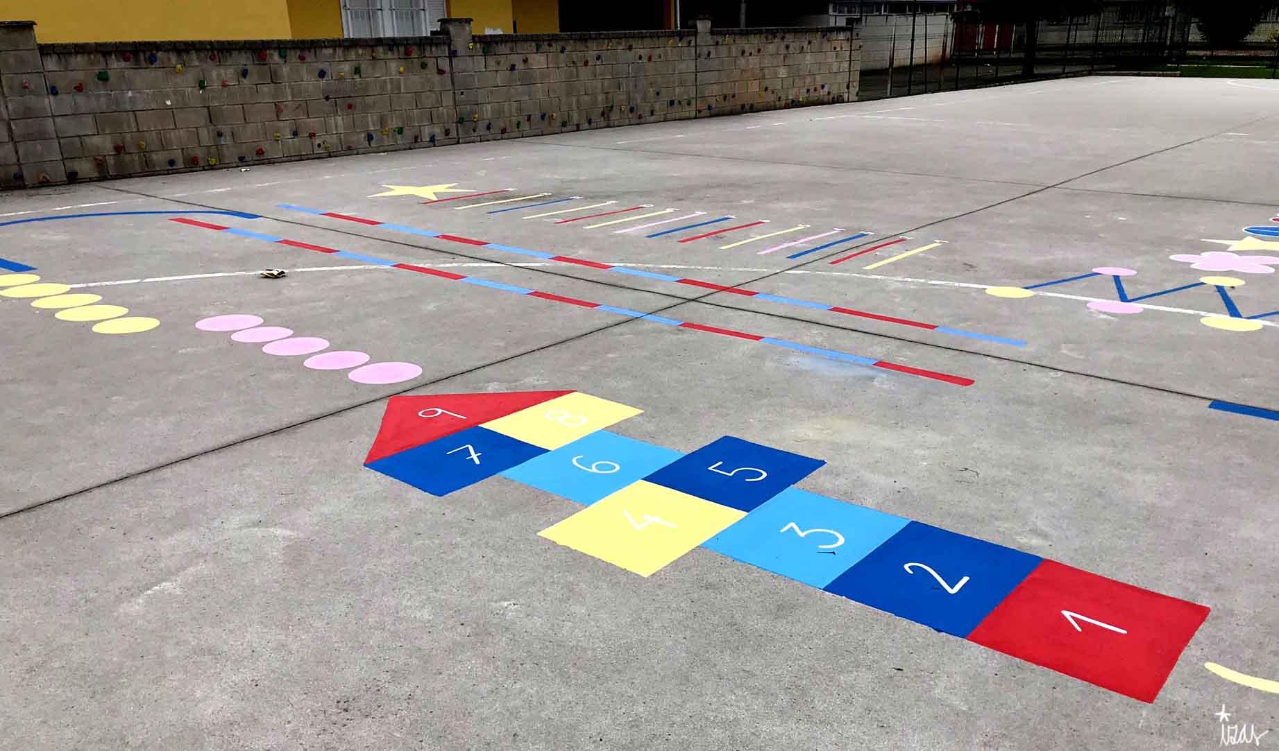 mural izas gerardo diego circuito 2