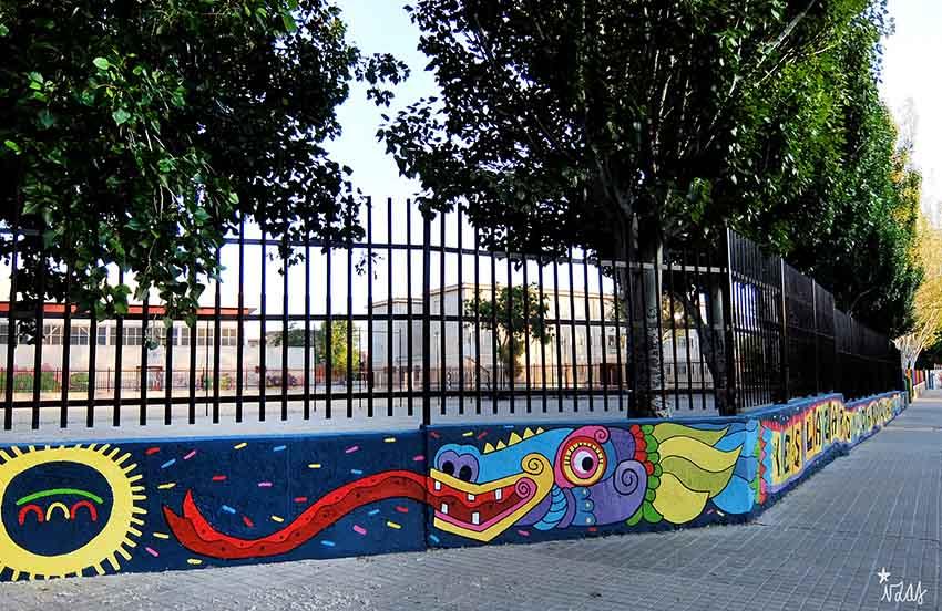 mural izas lázaro cárdenas 1
