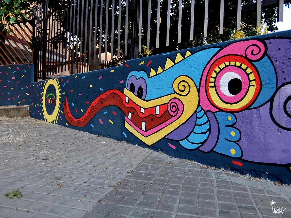 mural izas lázaro cárdenas 4
