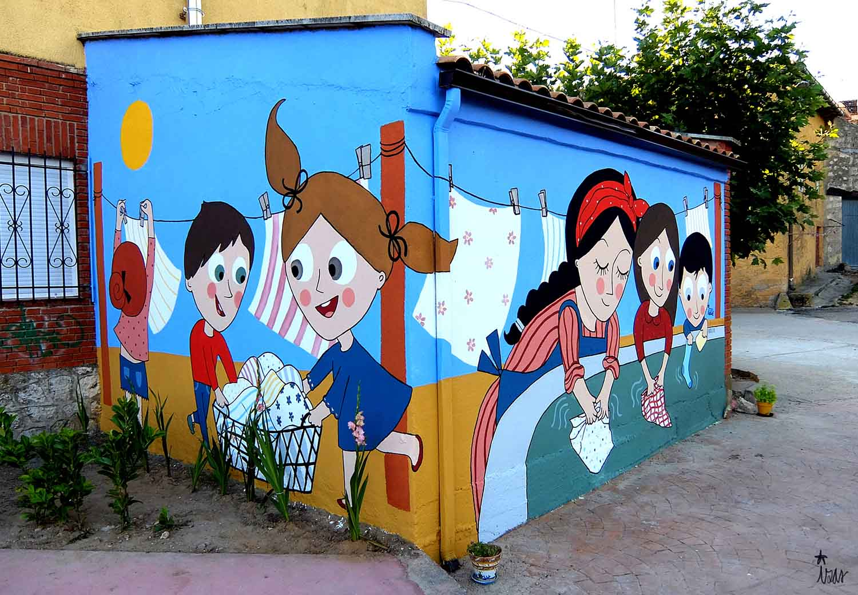 mural izas la ballena 1