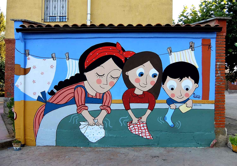 mural izas la ballena 3