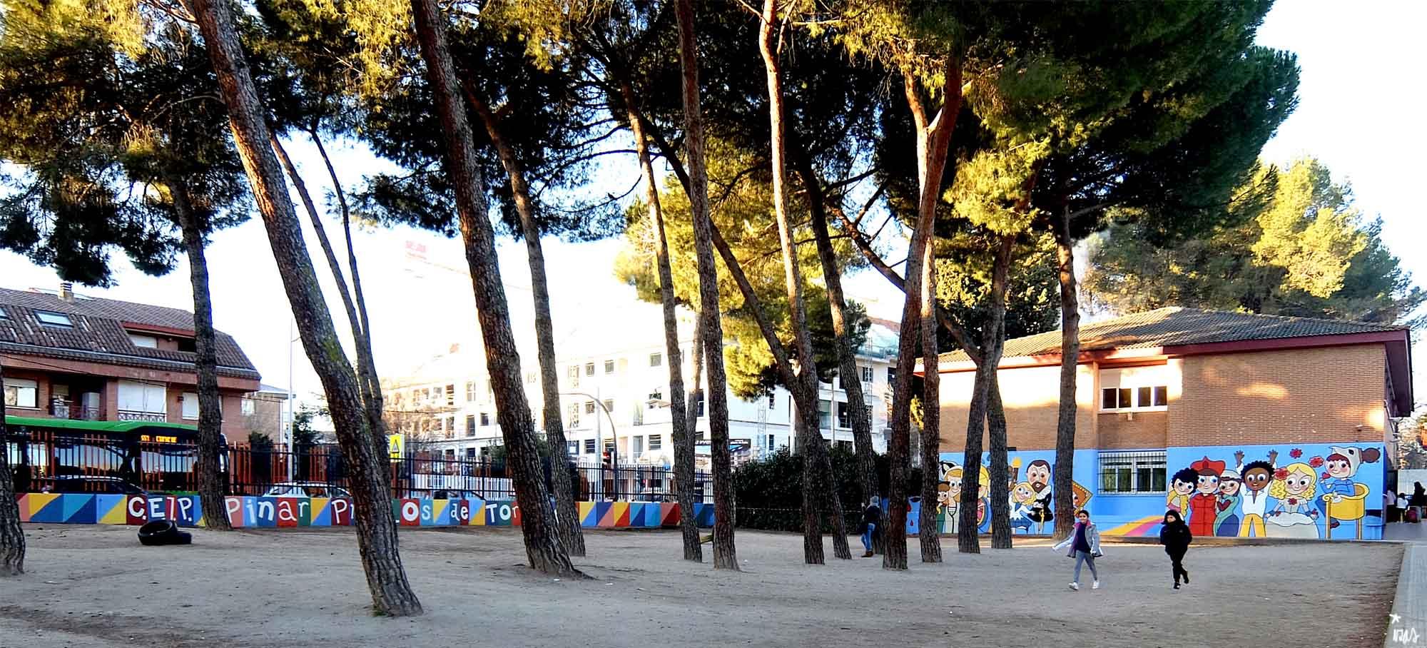mural izas pinar prados muros 2