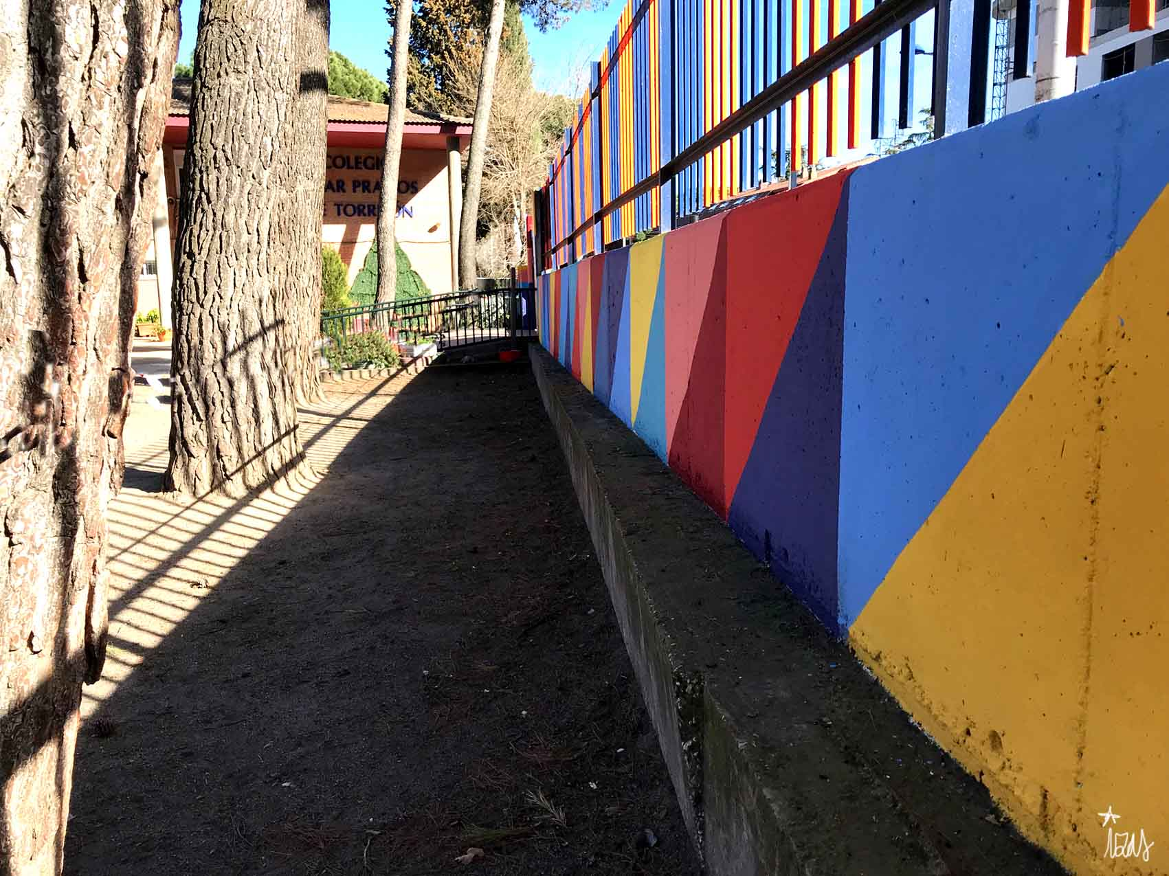 mural izas pinar prados muros 4