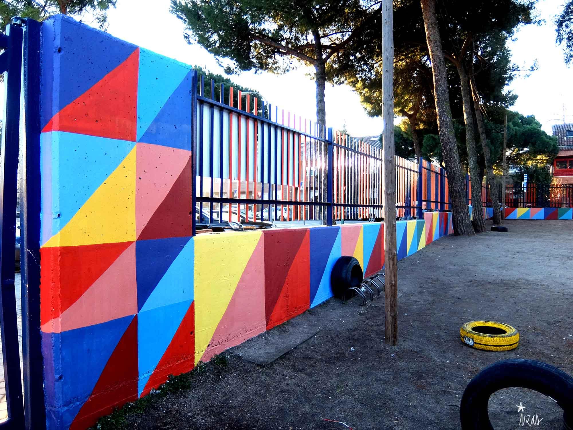 mural izas pinar prados muros 5