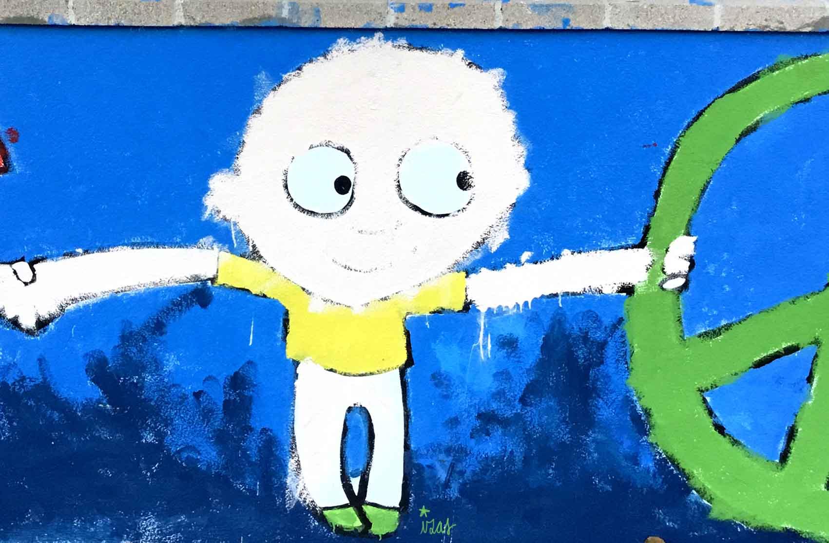 mural izas príncipe de asturias 5