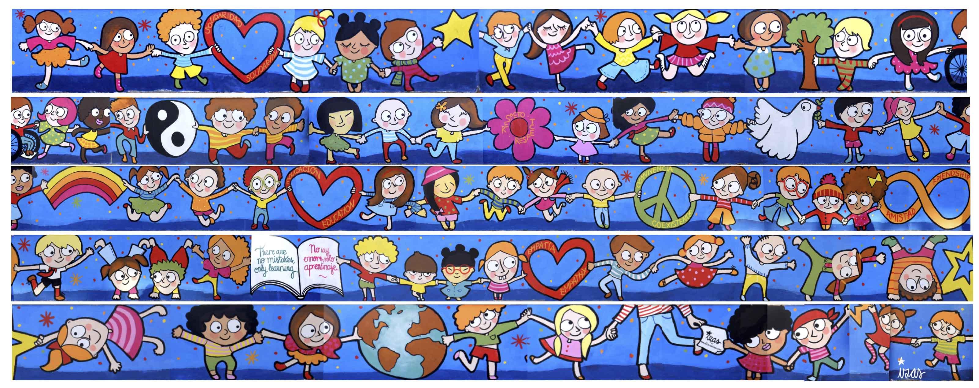 mural izas príncipe de asturias 6