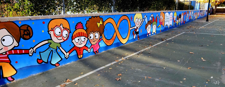 mural izas príncipe de asturias 7