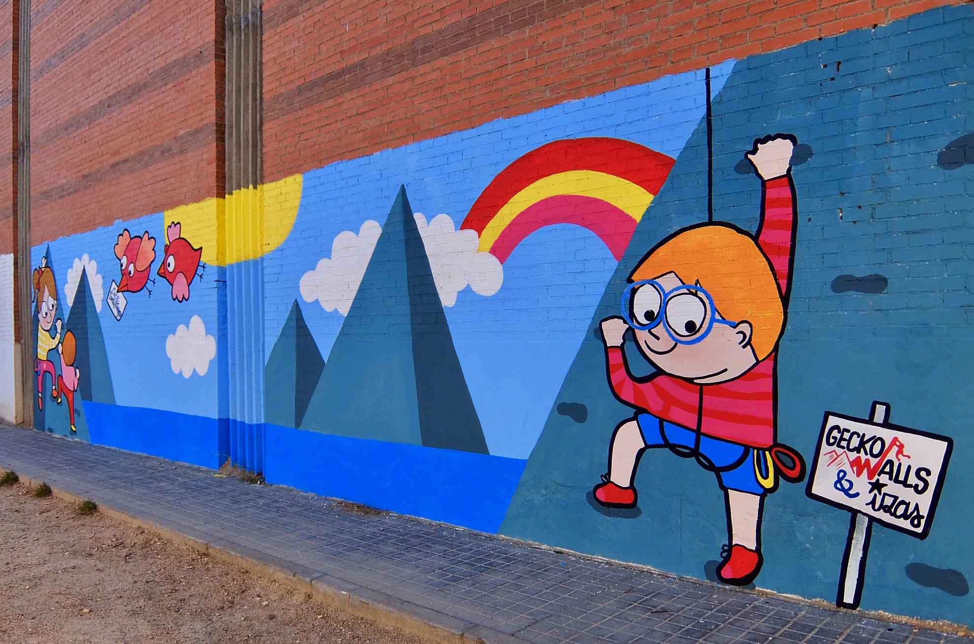 mural izas santa teresa 4