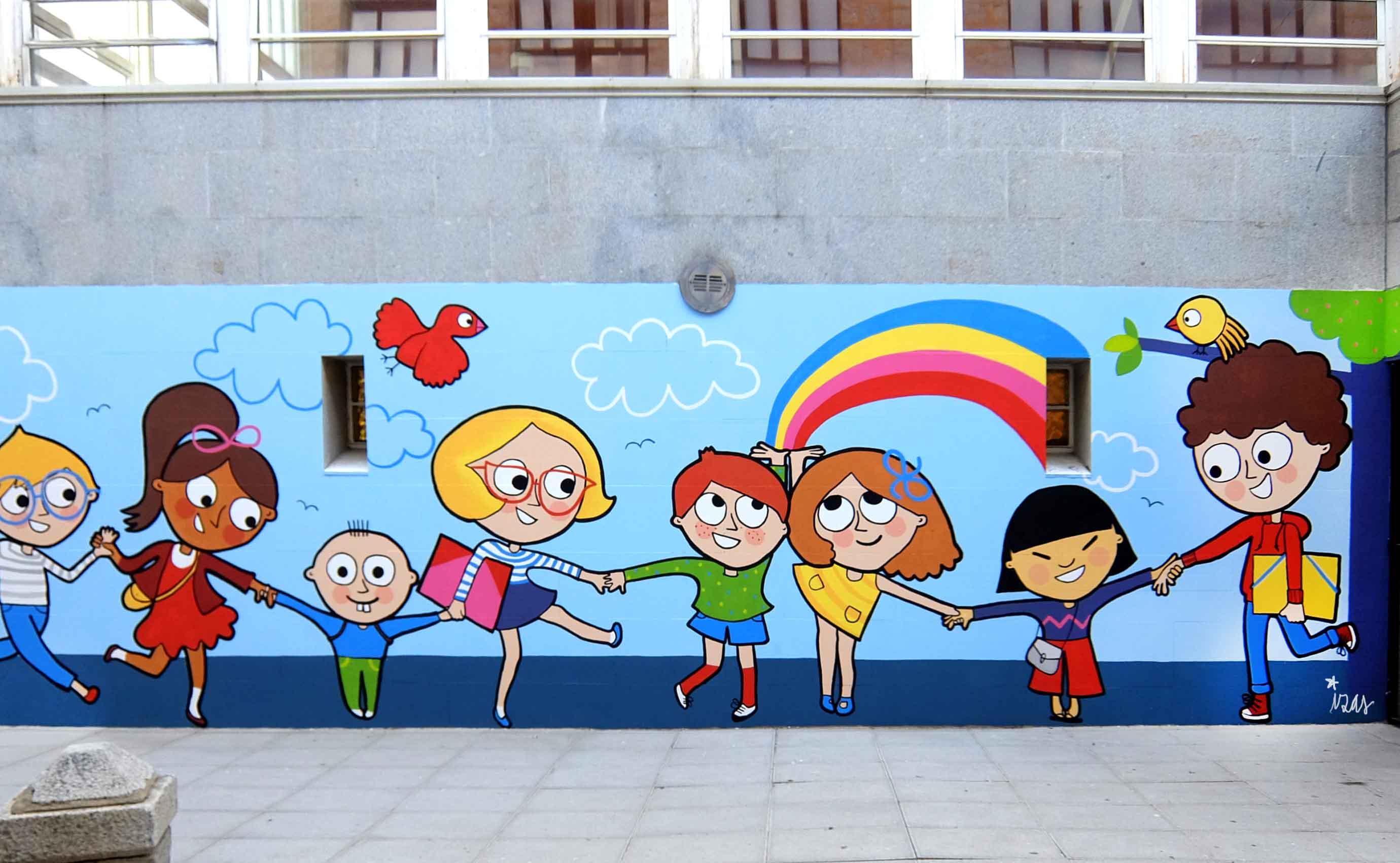 mural izas soledad sainz entrada 15