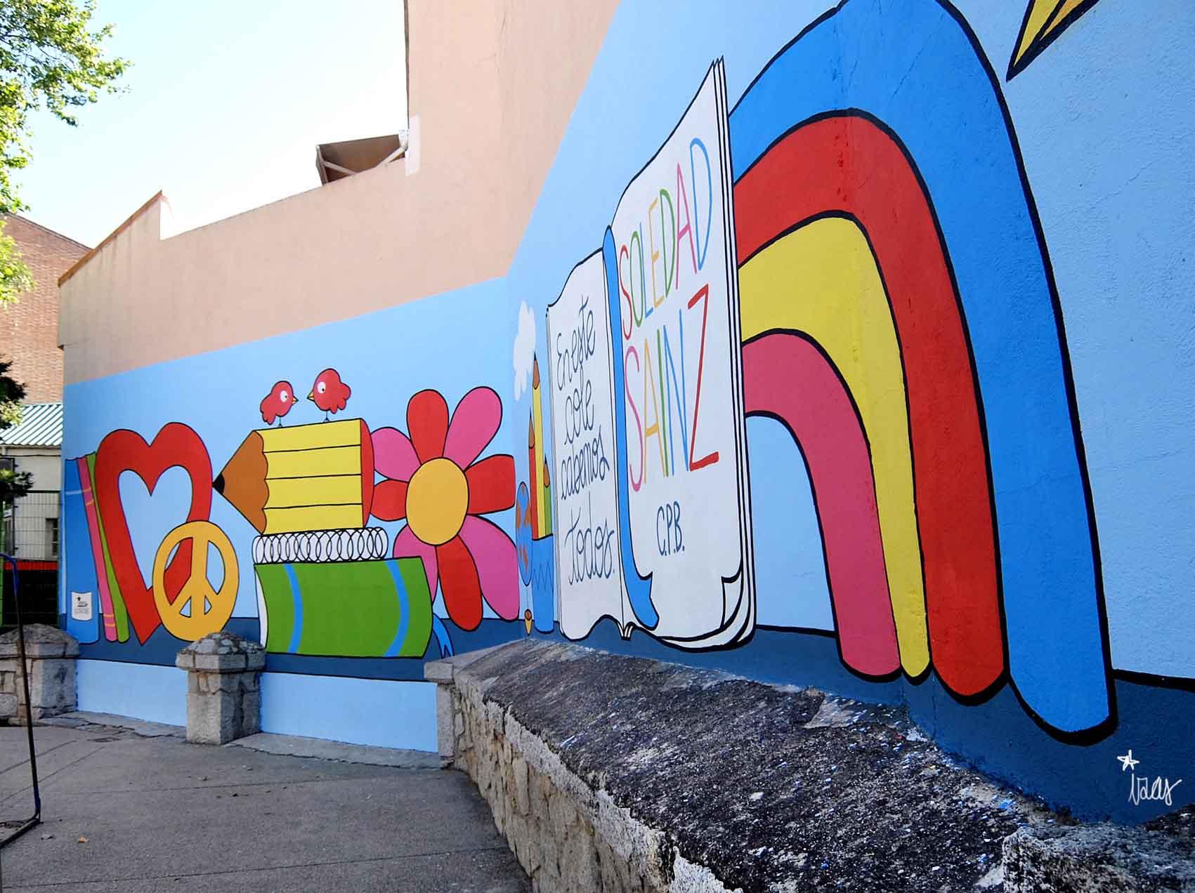 mural izas soledad sainz exterior 4
