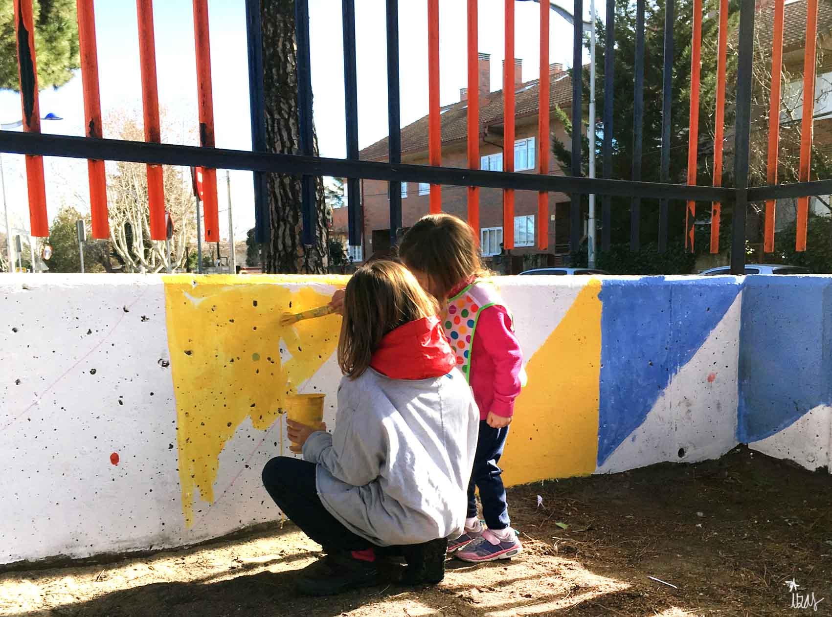 mural izas taller pinar prados 4