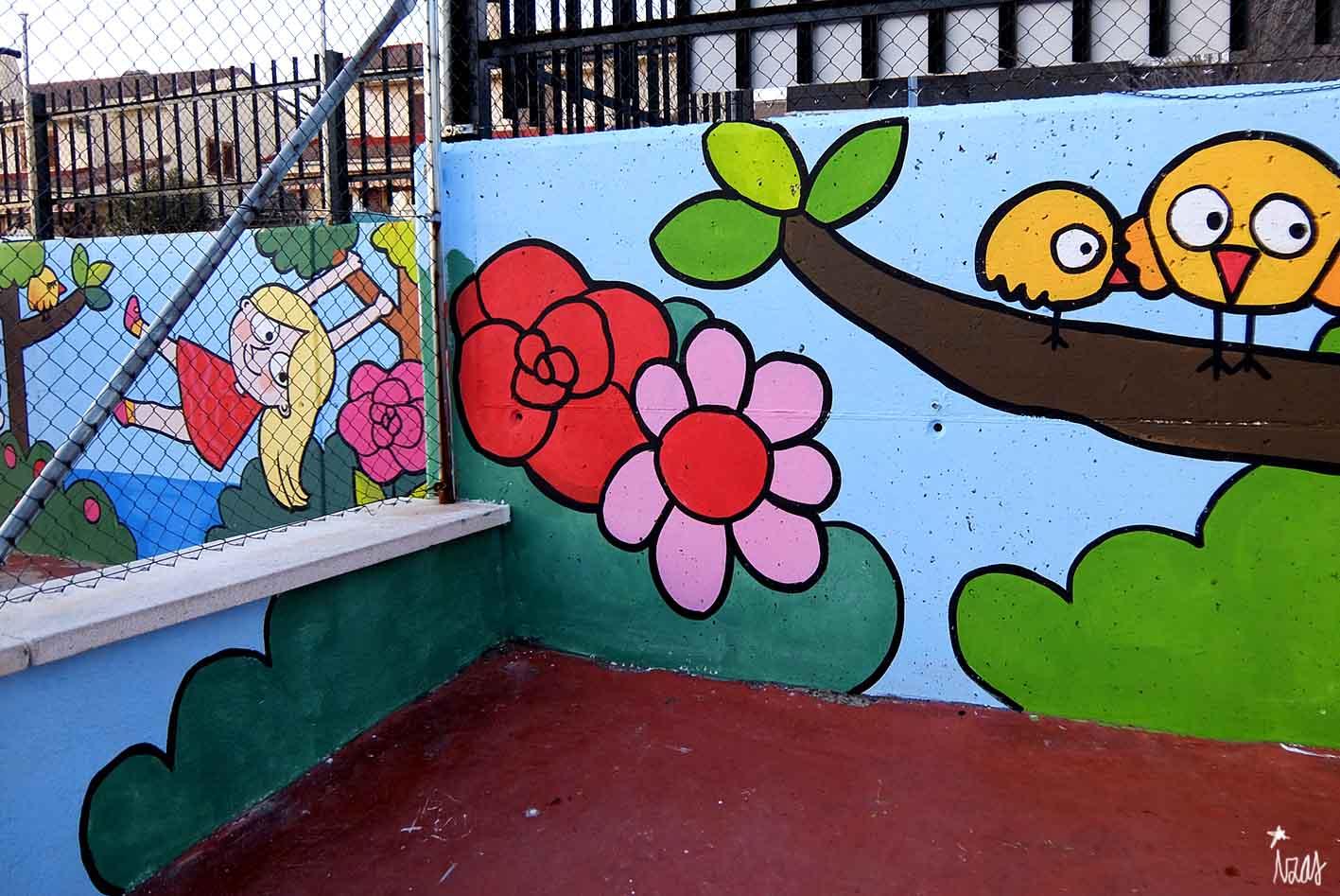 mural izas tierno galván 1