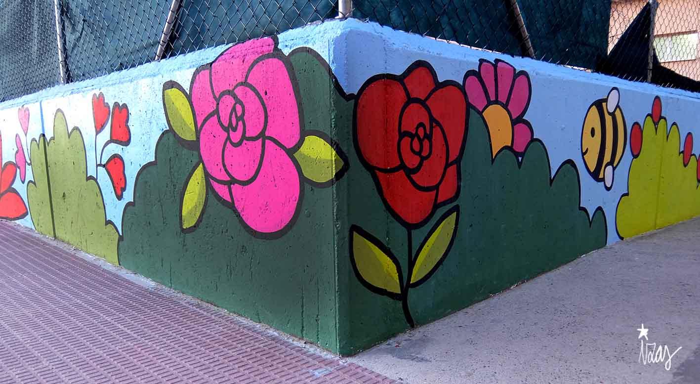 mural izas tierno galván 2