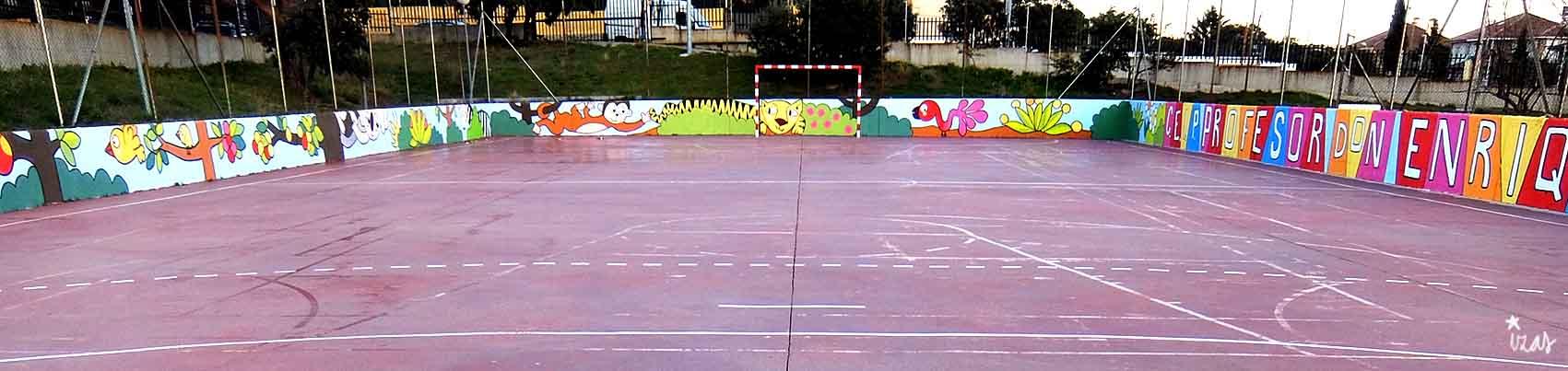 mural izas tierno galván multiusos 1