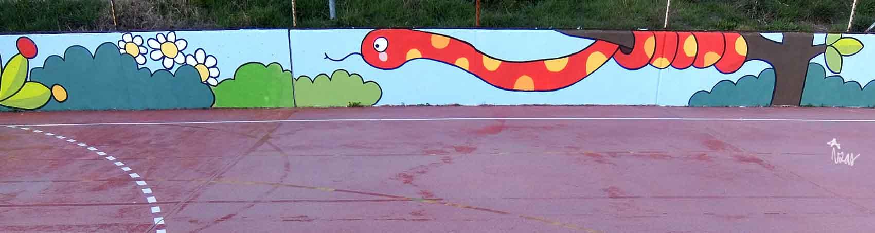mural izas tierno galván multiusos 3