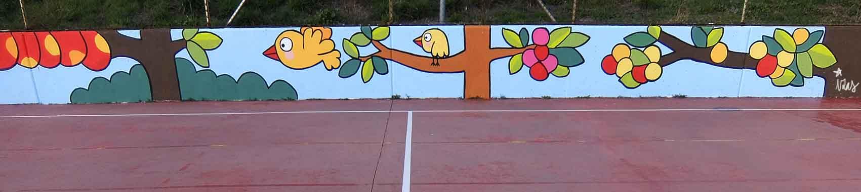 mural izas tierno galván multiusos 4