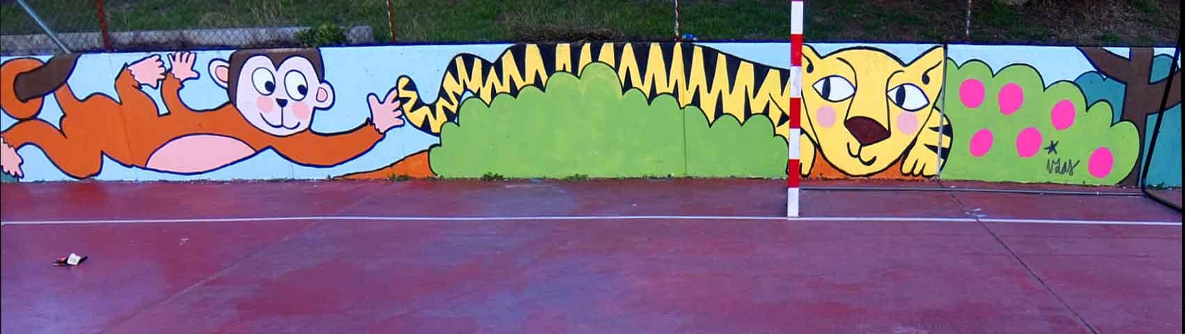 mural izas tierno galván multiusos 6