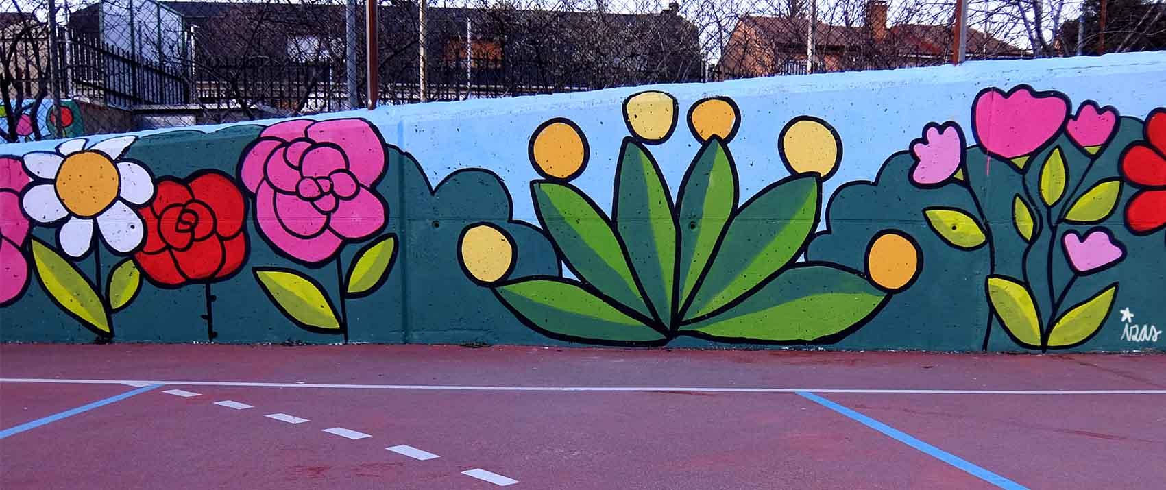 mural izas tierno galván multiusos 7