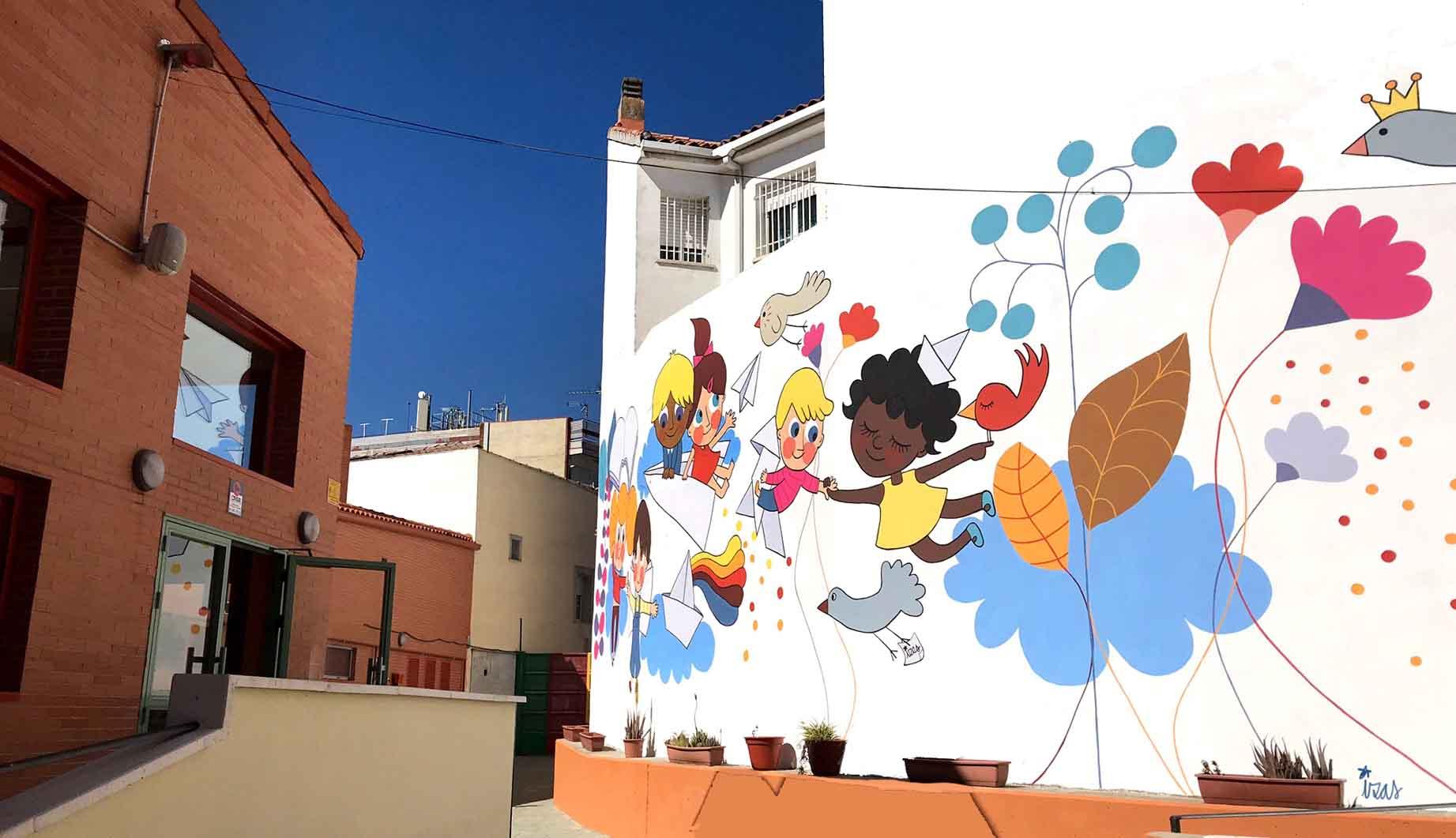 mural izas virgen de los remedios 3
