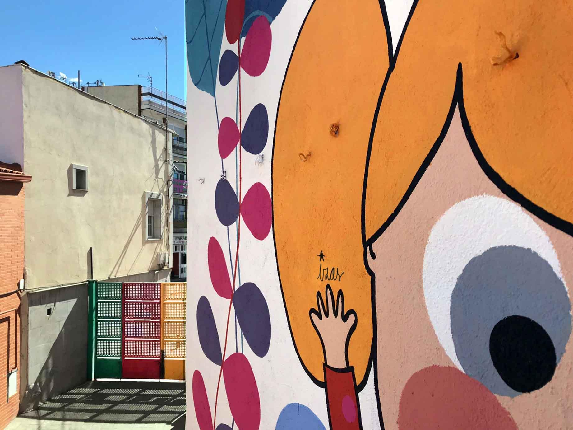 mural izas virgen de los remedios 4