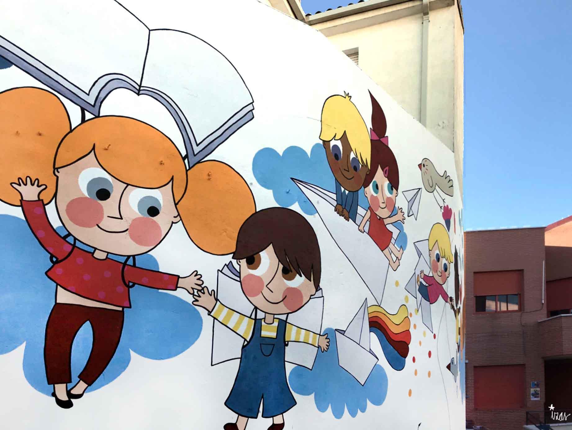 mural izas virgen de los remedios 5