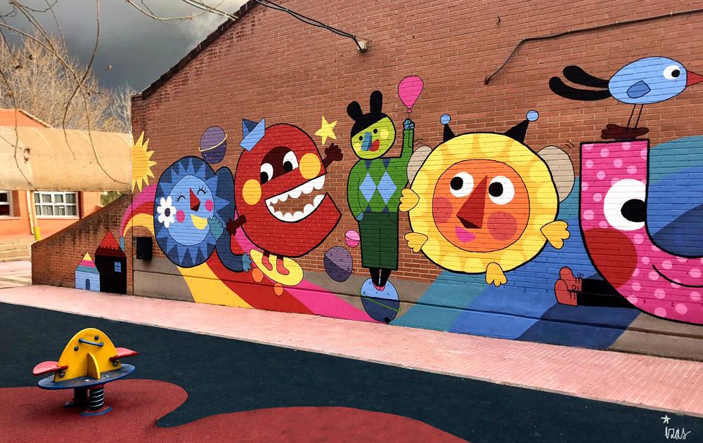 azulpatio izas mural josé bergamín 1
