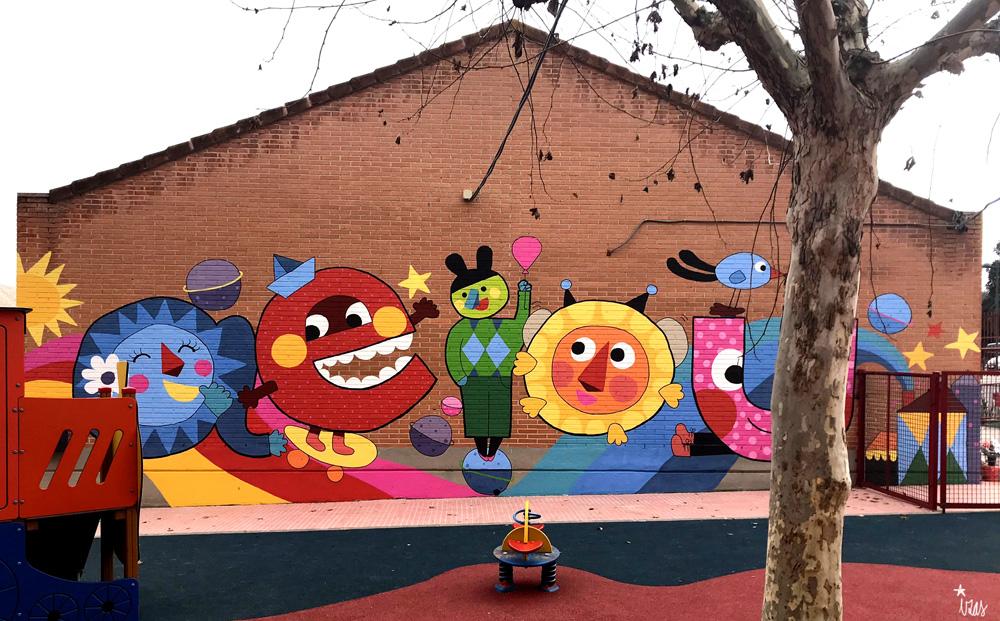 azulpatio izas mural josé bergamín 2