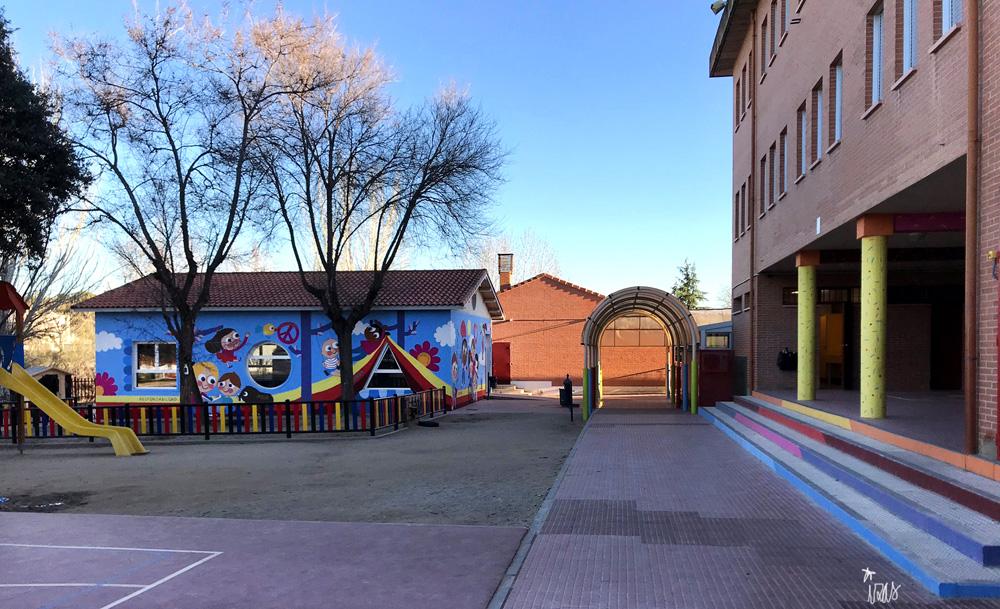 mural azulpatio izas josé bergamín valores pano 4