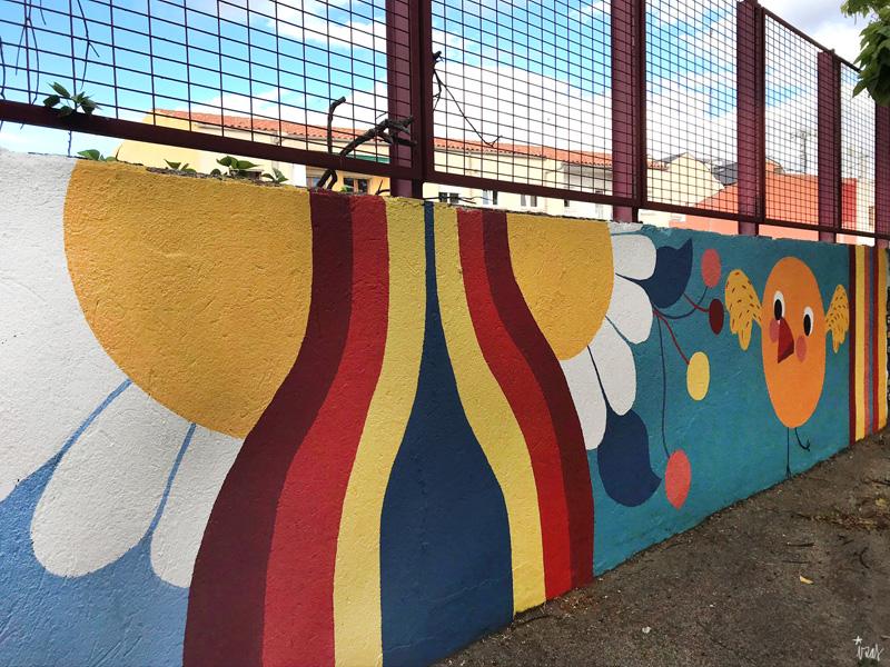 mural izas azul patio ntra sra asunción detalle 13