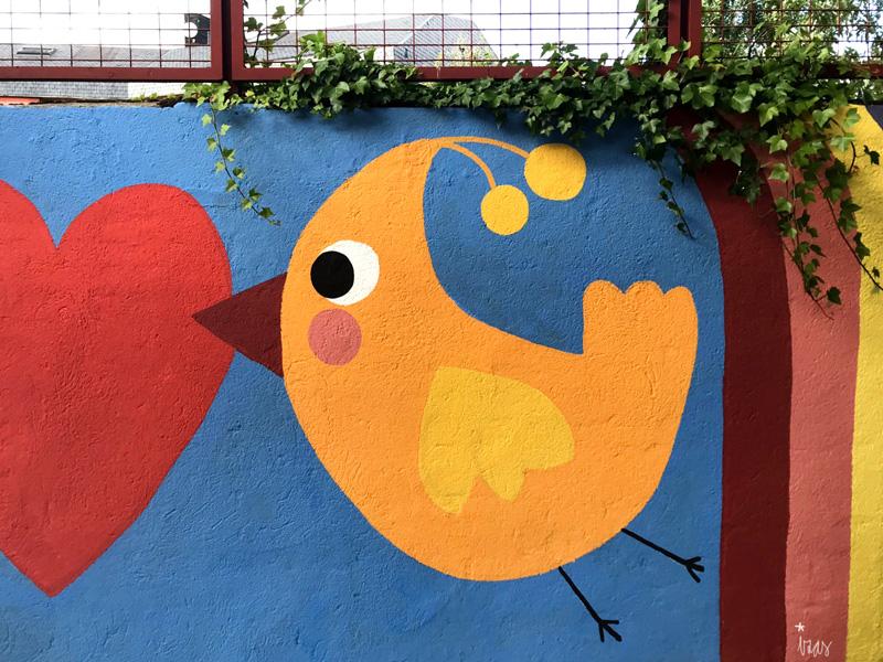 mural izas azul patio ntra sra asunción detalle 8