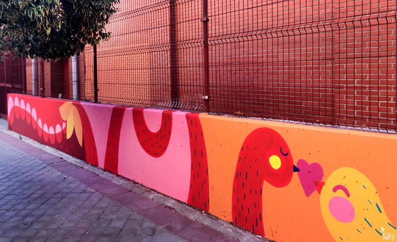 mural izas azulpatio ceip eduardo rojo exterior pano 7