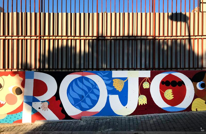 mural izas azulpatio ceip eduardo rojo fachada detalle 7