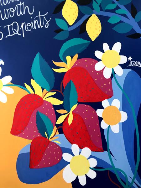 mural izas azulpatio avalon mercamadrid detalle 2
