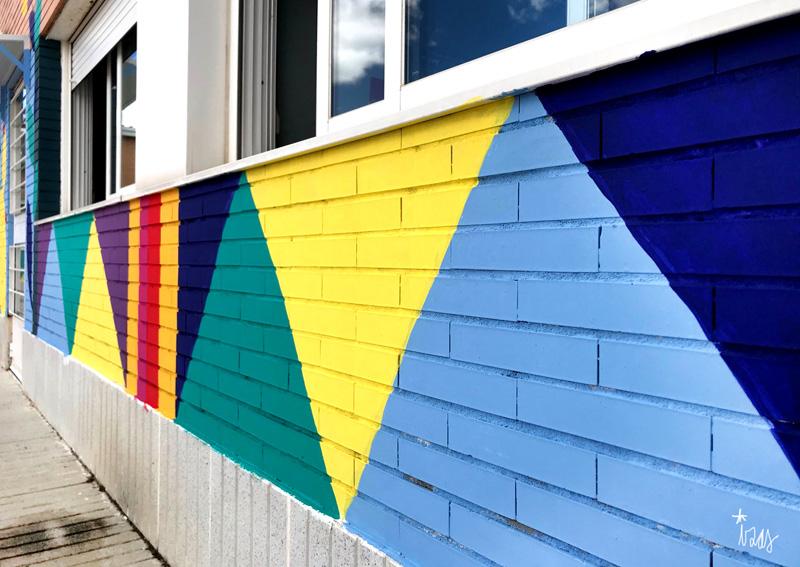 mural izas azulpatio cpee monte abantos infantil detalle 4