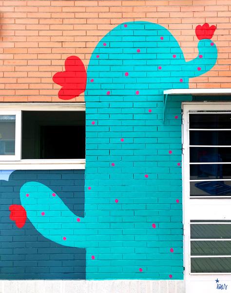 mural izas azulpatio cpee monte abantos infantil detalle 9