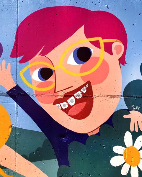 mural izas azulpatio cpee monte abantos mayores detalle 13