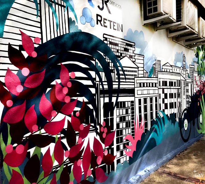mural izas azulpatio mass arquitectura izq